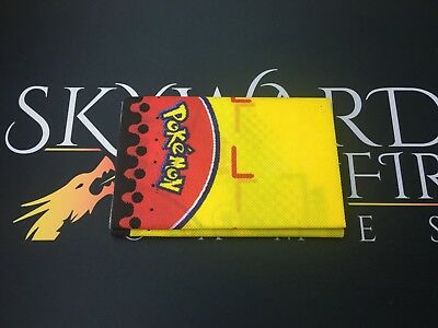 Pokemon Vintage 1998 WOTC Cloth Playmat