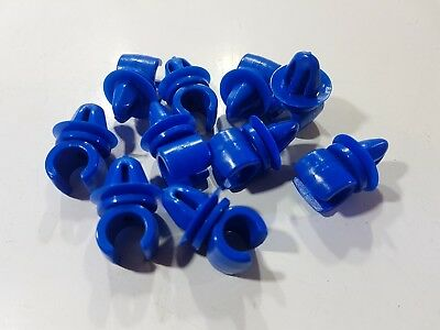 5 X FORD  ESCORT MK3  FUEL PIPE CLIPS  8mm 8mm