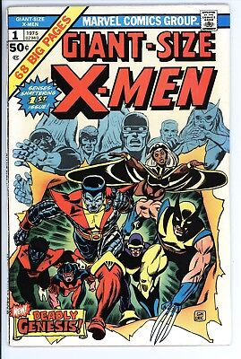 Giant Size X-Men #1 Near Perfect High Grade 1st App Storm Colossus Nightcrawler