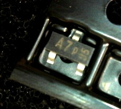 PHILIPS BAV99 Diodes General Purpose Power,Switching 70V 200mA A7 NEW Qty.100