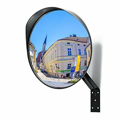 Convex Mirror Non Shattering Indoor Outdoor Wide Angle Security Road Safety New
