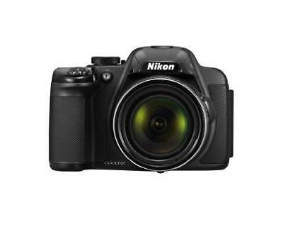 Nikon COOLPIX P520 18.1 MP CMOS Digital Camera with 42x Zoom Lens and