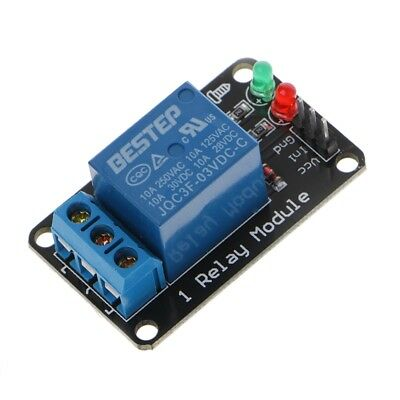 1PCS 1 Channel 3V Relay Module 3.3V Low Level Shooting with Lamp