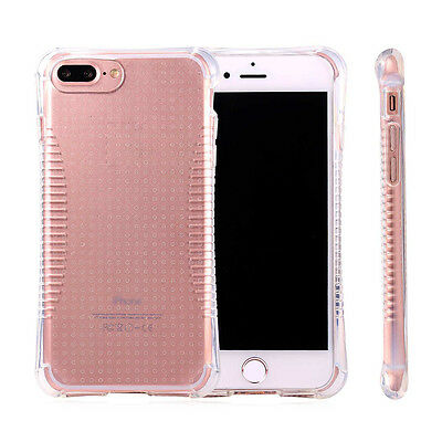 Clear Soft Transparent Skins for Apple iPhone 7 / 7Plus Rugged Design TPU Case