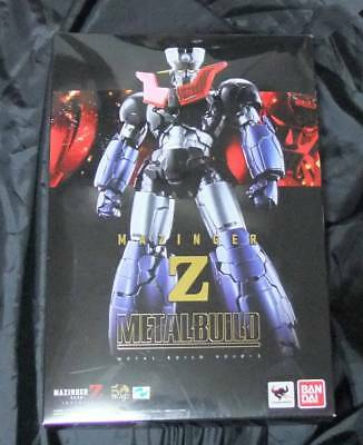 Bandai Metal Build Action Figure Mazinger Z Infinity New F/S Japan w/Tracking