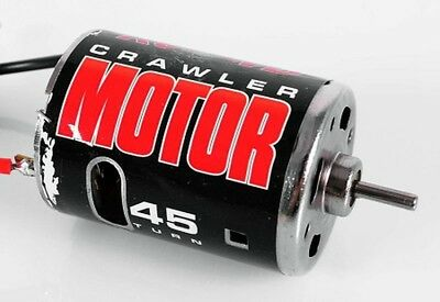 RC4WD 540 Crawler Brushed Motor 45T Z-E0004 für Axial SCX10, MST CMX, usw...