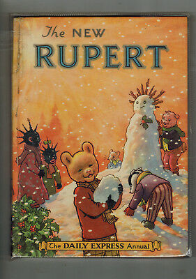 RUPERT ANNUAL 1954 original book
