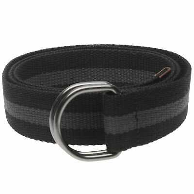 ONeill Mens Gents Stripe Belt Textile Clothes Waist Strap Accessory