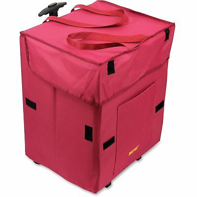 "dbest products Bigger Smart Cart 14""x20""x12-4/5"" Red 01002"