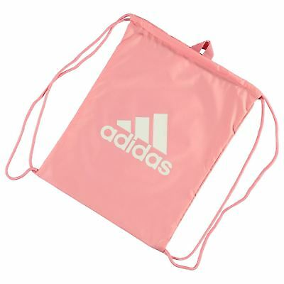 adidas Performance Logo Gymsack Unisex Gym Sack Stamp Drawstring
