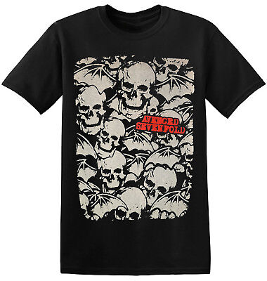 Avenged Sevenfold T Shirt Rock Band New Graphic Print Unisex Tee Shirts 1-A-006