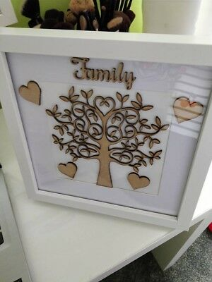 PERSONALISED SCRABBLE LETTERS Picture Frame With Bedazzled Family ...