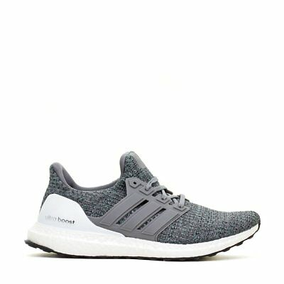 huge selection of 94b97 e590c ADIDAS ULTRA BOOST 4.0 Shoes Grey/Mint/Gray/White Multi Ultraboost Mens  sizes