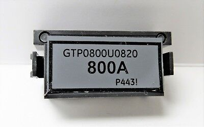 General Electric Gtp0800U0820 800A Rating Plug