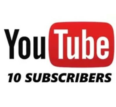50+ YouTube Subs Does Not Disappear