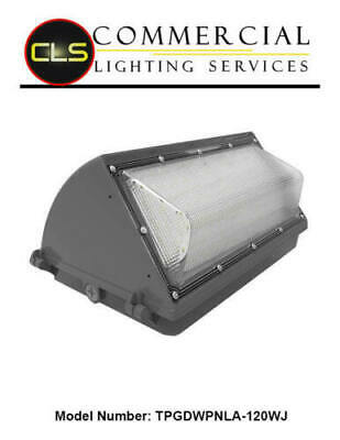 LED  Wall Pack Industrial High Security Exterior Light 150 Watt 19,350 Lumens