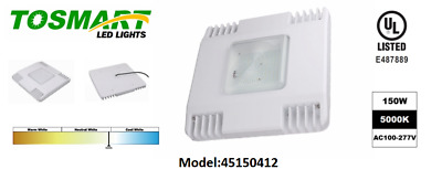LED Canopy Light 150 Watt Outdoors Gas Station Lamp, Convenience Store, Fuel