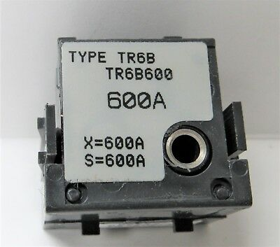 General Electric Tr6B600 600A Rating Plug