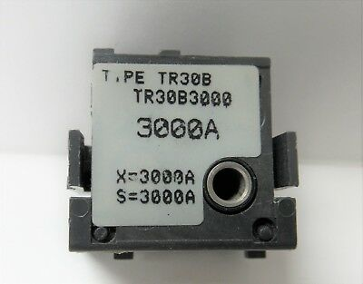 General Electric Tr30B3000 3000A Rating Plug