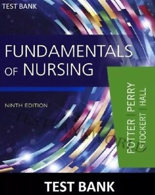 Pdfebook fundamentals of nursing by patricia a potter 9th edition pdf test bank fundamentals of nursing 9th edition potter and perry fandeluxe Gallery