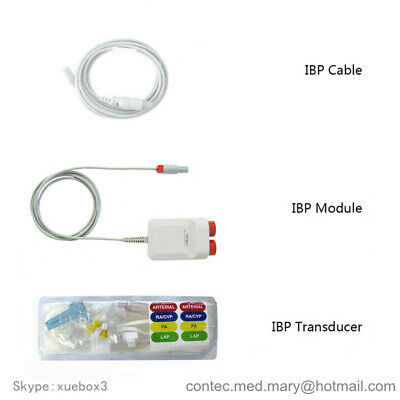 IBP Module For CONTEC Brand Vital Signs Patient Monitor CMS8000 CMS9200 CMS6000