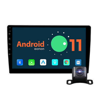 "7""HD Double 2DIN Car GPS Navigation Stereo Head Unit Android9.0 1024*600 CarPlay"