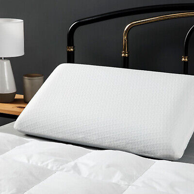 LUXURY GEL INFUSED MEMORY FOAM PILLOW Cold Chilling Beads Bed SUMMER STANDARD