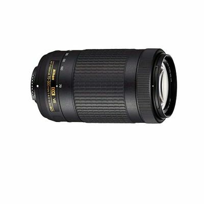 Nikon AF-P DX NIKKOR 70-300mm f/4.5-6.3G ED VR Lens Stock from EU migliore