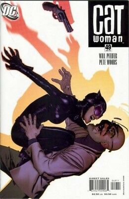 Catwoman (2002) #  49 (8.0-VF)