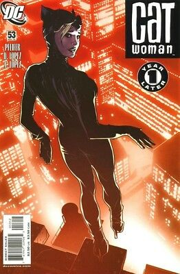 Catwoman (2002) #  53 2ND PRINT VARIANT (8.0-VF)