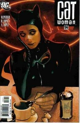 Catwoman (2002) #  56 (8.0-VF)