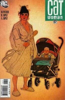 Catwoman (2002) #  57 (8.0-VF)