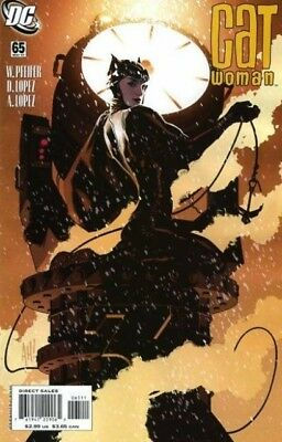 Catwoman (2002) #  65 (8.0-VF)