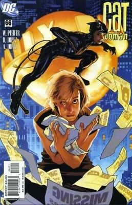 Catwoman (2002) #  66 (8.0-VF)