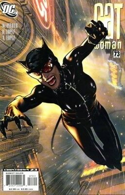 Catwoman (2002) #  73 (8.0-VF)