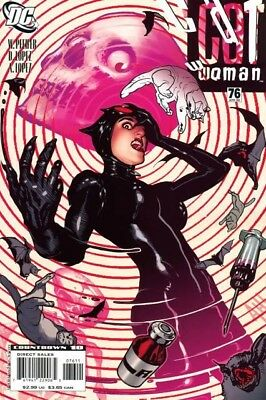 Catwoman (2002) #  76 (8.0-VF)