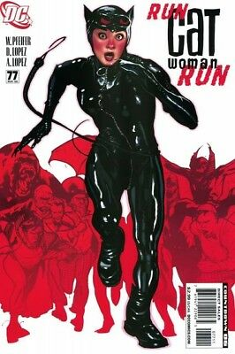 Catwoman (2002) #  77 (8.0-VF)