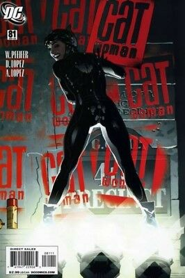 Catwoman (2002) #  81 (8.0-VF)