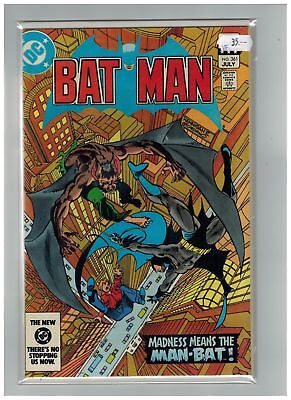Batman (1940) # 361 (8.0-VF) (267281)