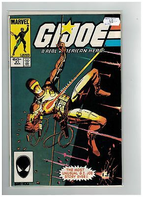 G.I. Joe, A Real American Hero (1982) #  21 (5.0-VG/FN) 3RD PRINT (218573)