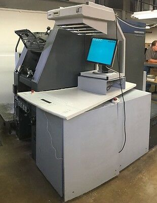2001 Heidelberg QuickMaster  QM DI 46-4 - Commercial Press