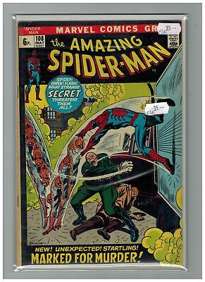 Amazing Spider-man (1963) # 108 (7.0-FVF) UK PRICE VARIANT (269629)