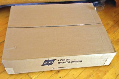 Walker LFS-24 Permanent Magnetic Floor Sweeper, New in Box