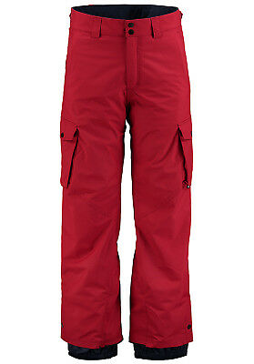81e42632b2 New O Neill Hyperdry Exalt Snowboard Snow Ski Pants Scooter Red Small 653016