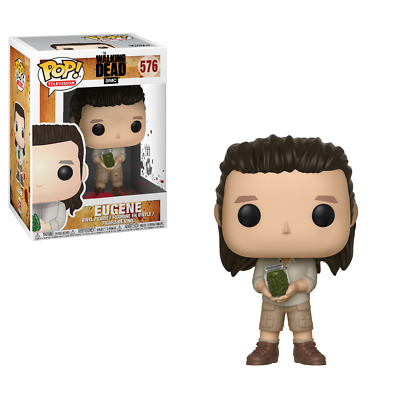 Funko Pop! Tv: The Walking Dead - Eugene 576 Figure 25204