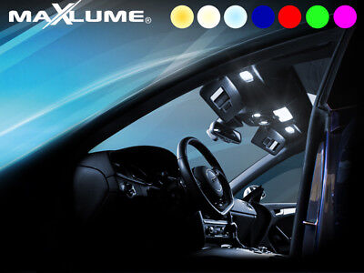 MaXlume® SMD LED Innenraumbeleuchtung Audi TT 8N Coupe Innenraumset