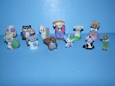 Hallmark Merry Miniature Lot of 12 Various Miniatures (Lot 2)