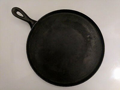 Cast Iron FINDLAY No.1, 11 inch GRIDDLE