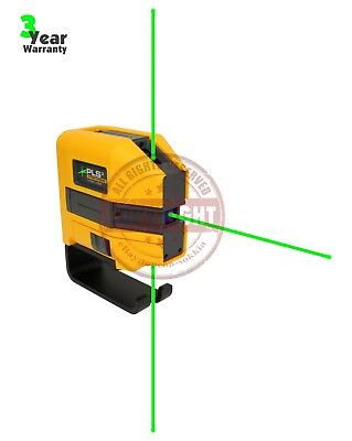 Pls3G Green Beam Self-Leveling Laser Level, Dot, Plumb, Layout,framing, Hilti