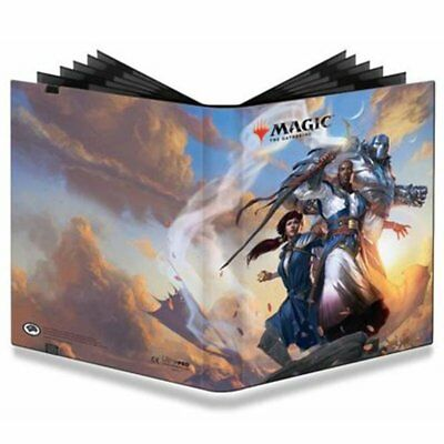 ULTRA PRO Magic The Gathering PRO Binder 9 POCKET Dominaria Holds 360 cards